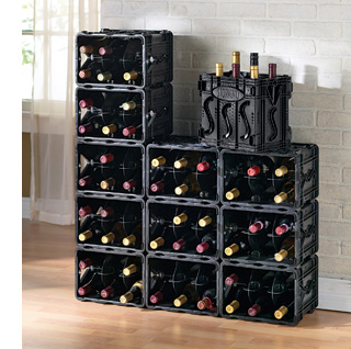 wine rack plans free easy