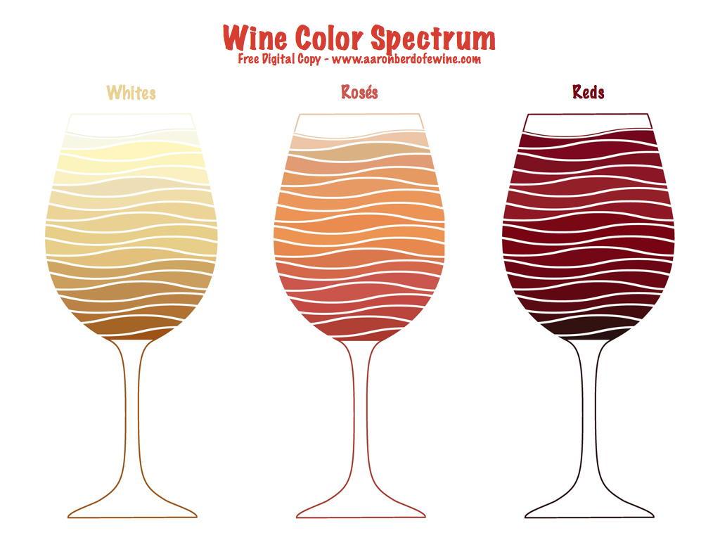 how we see the color of wine aaron berdofe s wine and